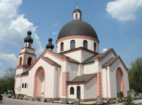 Easter concert in the parish of God the Merciful Father in Zaporozhye
