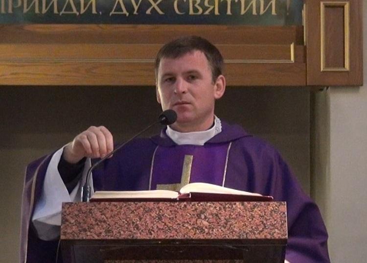 Отець Павло Гончарук