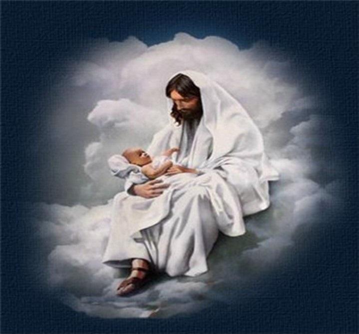 Ісус і дитина
