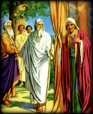 Авраам поверил Господу