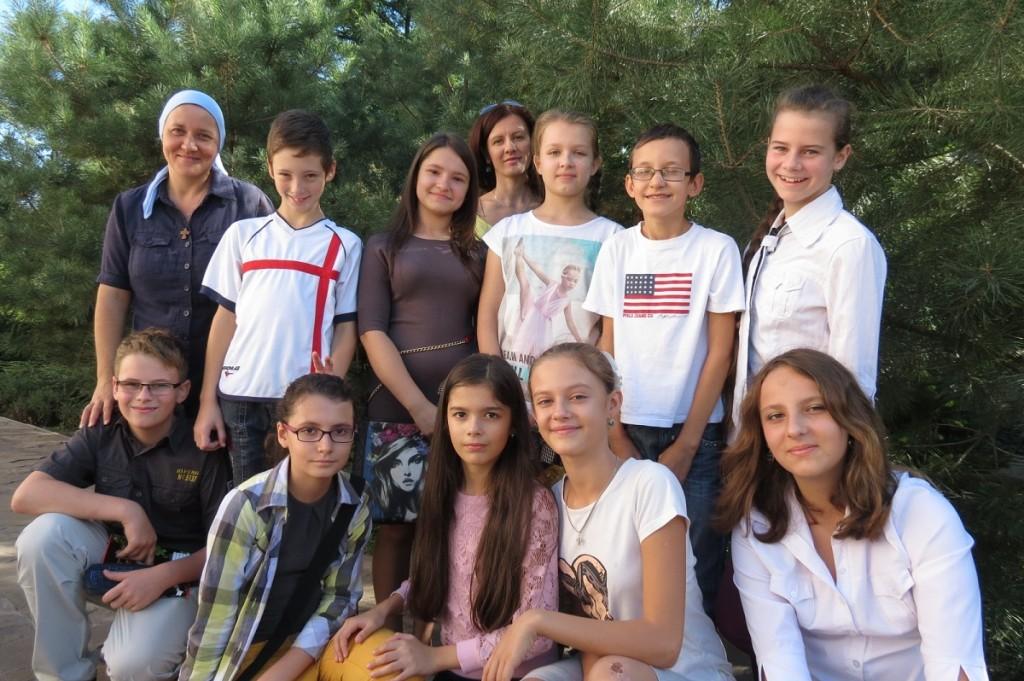 Група після Першого Причастя (старша)