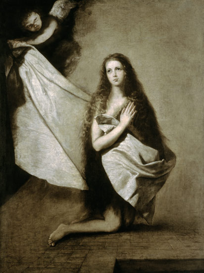Мученичество святой Агнессы