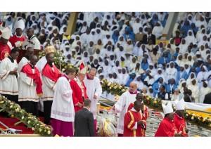 Папа: Дар Святого Духа даний нам, щоб ним ділитися