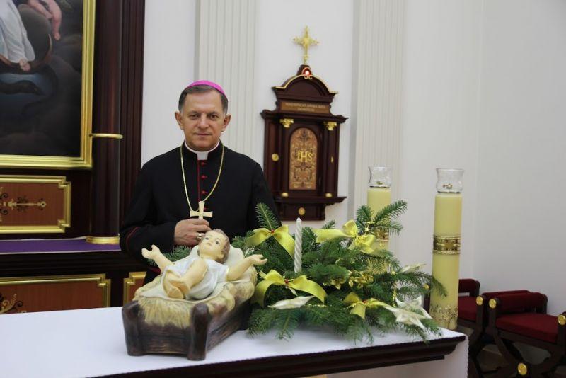 Привітання Архієпископа Мечислава Мокшицького з нагоди Різдва Христового 2015 року Божого