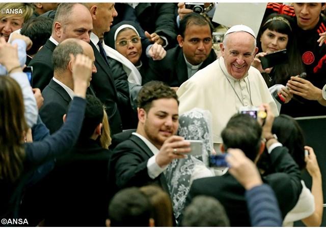 Папа: Довірмося милосердному і багатомилостивому Богові