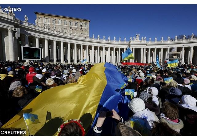 Папа: Християнська віра – це дар, який дає змогу зустріти Бога