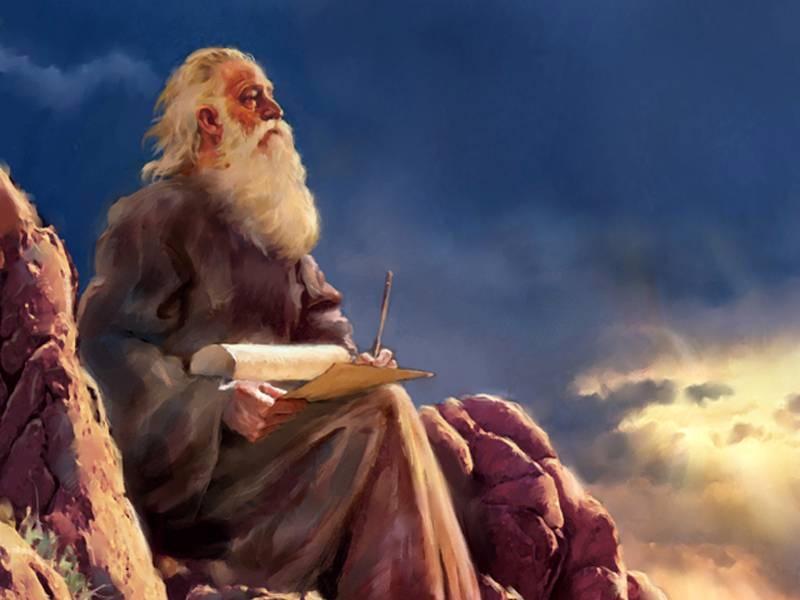 Моисей на горе