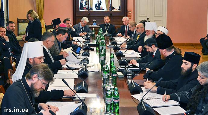 Заява ВРЦіРО щодо суспільно-політичної ситуації в Україні