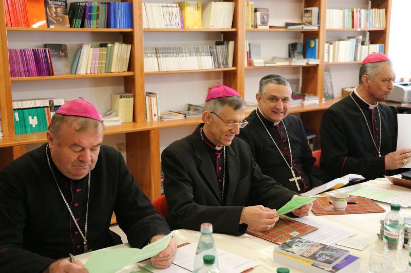 Другий день засідання Конференції Єпископату України