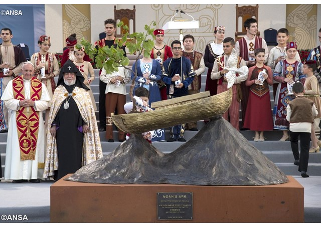 Екуменічна молитва в Єревані: Єдність – це не стратегічна вигода, але Господня вимога