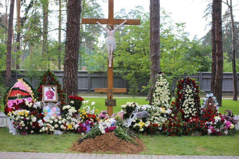 Похорон архієпископа Петра Мальчука OFM