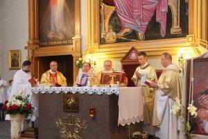 Проповідь єпископа Яна Собіло в урочистість Пресвятих Тіла і Крові Христових 18 червня 2017 року.