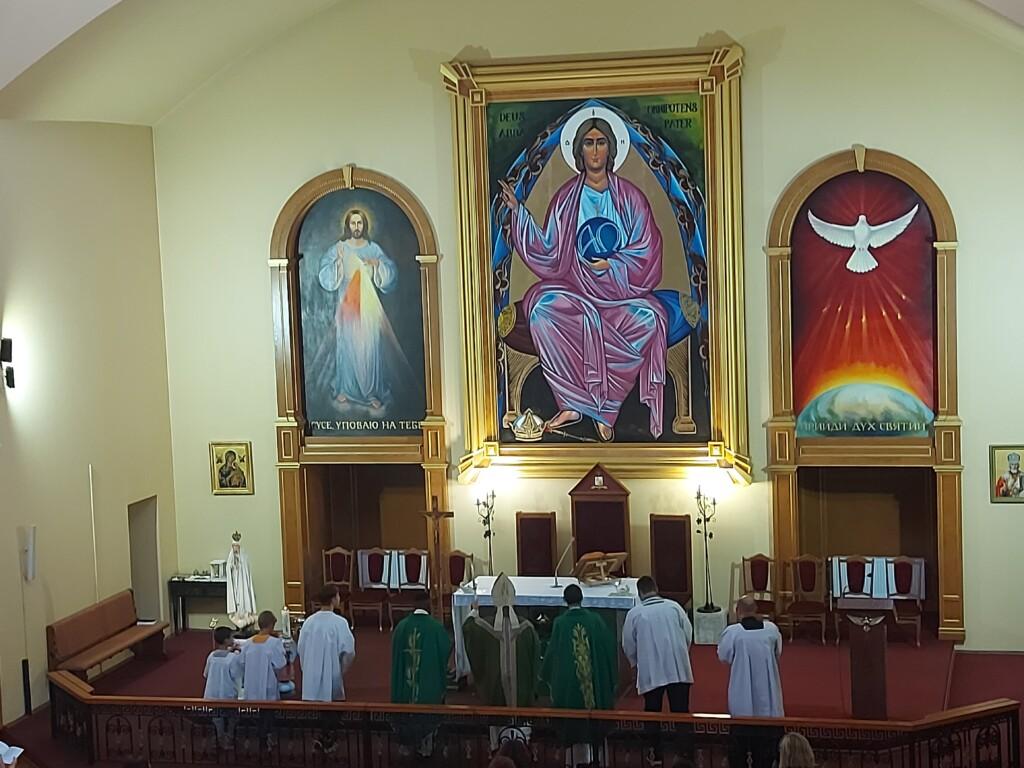 Молімося про пастирів Церкви - Єпископ Ян Собіло 18 липня 2021 року